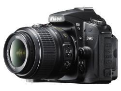 NIKON D90 18-105 KIT